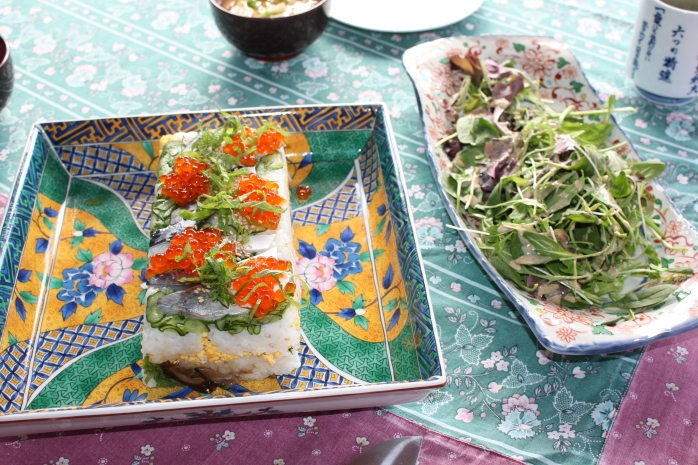 home made sushi 004
