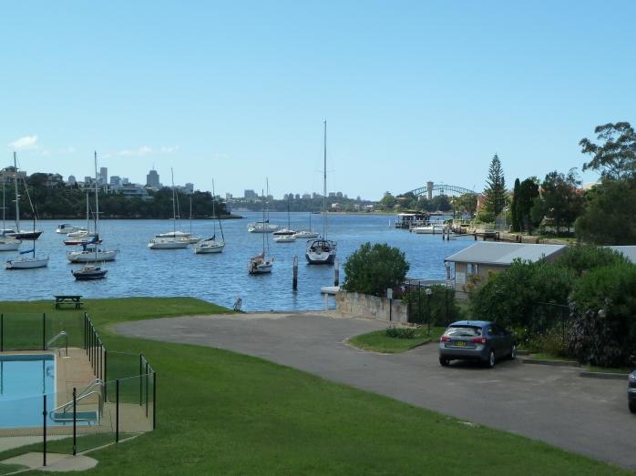 Sydney Harbour 001